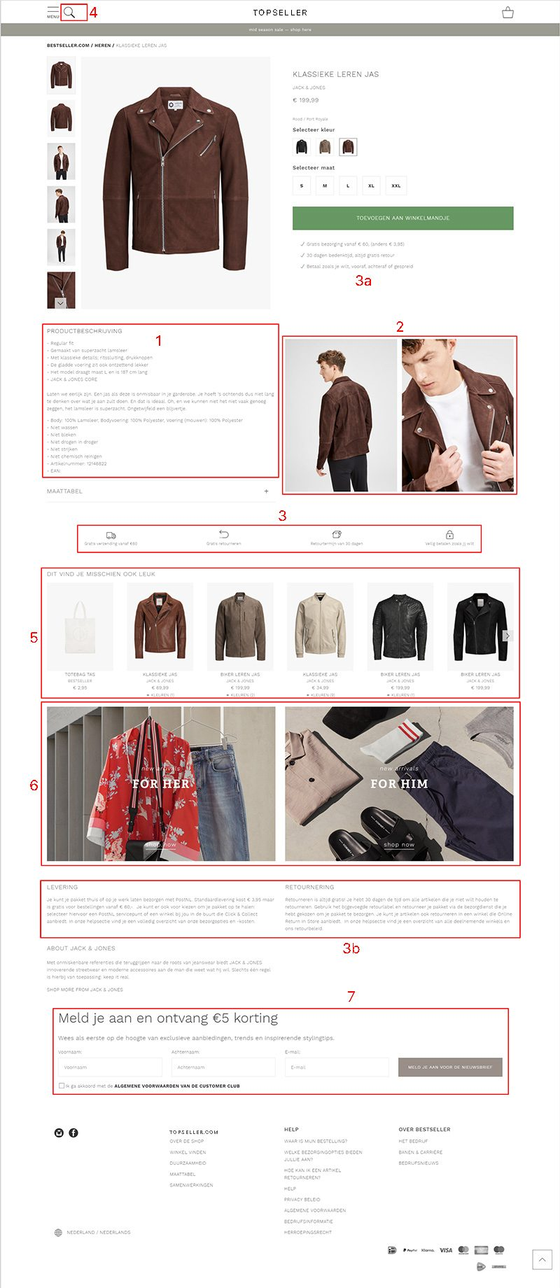 Topseller.com PDP Original