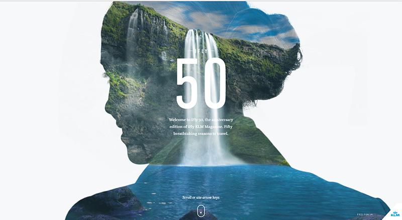 KLM I Fly 50