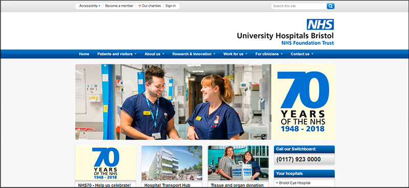 Digital Places Hospital
