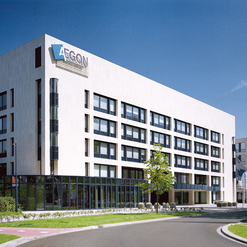 Aegon building - Den Hague